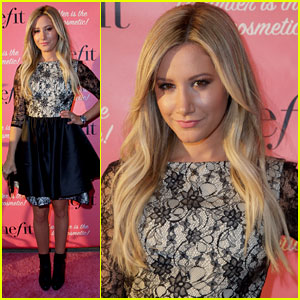Ashley Tisdale: 'They're Real-volutionary' Awards Winner