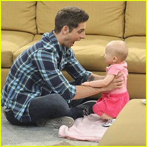 Jean-Luc Bilodeau: 'Surprise!' on 'Baby Daddy's Summer Finale