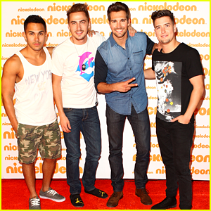 Big Time Rush: Nickelodeon Slimefest 2013