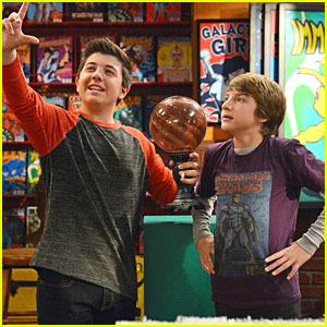 Bradley Steven Perry & Jake Short: 'Mighty Med' Premieres October 7th!