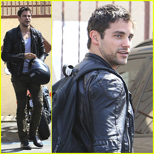 Brant Daugherty: Looking Out For Corbin Bleu