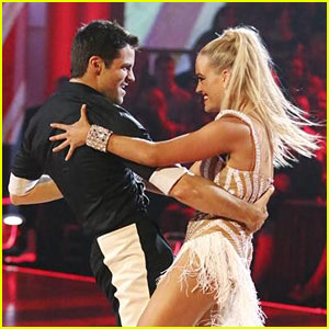 Brant Daugherty & Peta Murgatroyd: Cha Cha on 'DWTS' - Watch Now!