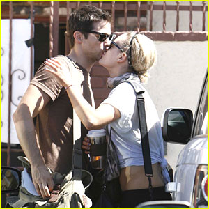 Brant Daugherty: Caught Kissing Peta Murgatroyd After 'DWTS' Practice!