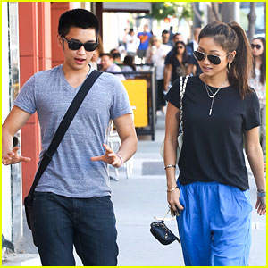 Brenda Song: Shopping Before 'Dads' Premiere Next Week