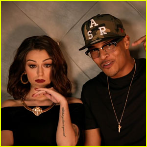 Cher Lloyd: 'I Wish' Music Video, feat. T.I. - Watch Now!