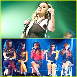 Cher Lloyd & Fifth Harmony: 'I Wish' Philadelphia Concert Pics!