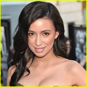 Christian Serratos Joins 'The Walking Dead'