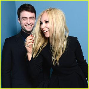 Daniel Radcliffe & Juno Temple: 'Horns' Premiere at TIFF 2013