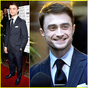 Daniel Radcliffe: Sony Dinner at TIFF 2013