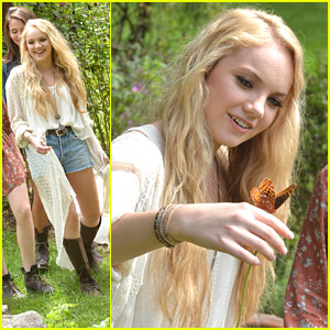 Danielle Bradbery: 'Heart of Dixie' Video Shoot Pics!