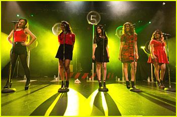 Fifth Harmony: 'I Wish' Tour Stop in New York City - Pics!