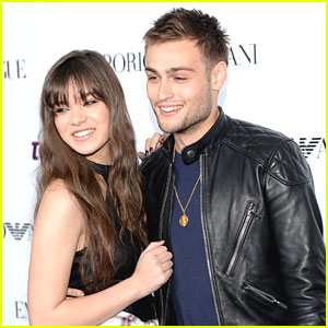 Douglas Booth And Hailee Steinfeld 2016