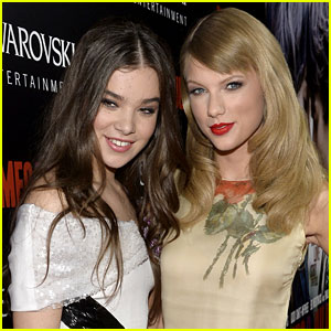 Hailee Steinfeld: Emma Stone Introduced Me to Taylor Swift!