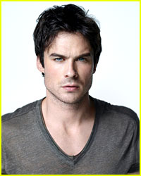 Ian Somerhalder Talks 'TVD' Season 5