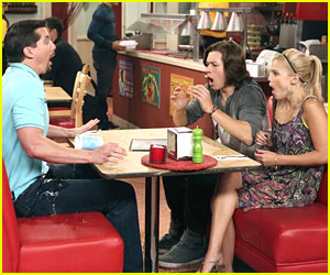 'Kickin It': Jack Meets Kim's Dad!