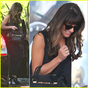 Lea Michele: 'Glee' Fifth Season Premiere This Week!