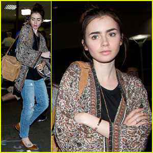 Lily Collins: 'The Mortal Instruments' Sequel Canceled?