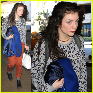 Lorde Talks Fashion, Music and More