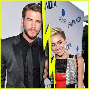 Miley Cyrus & Liam Hemsworth End Engagement
