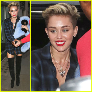 Miley Cyrus: 'Wrecking Ball' Video Breaks Vevo Record!