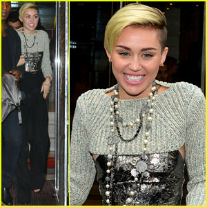 Miley Cyrus: 'Vogue' Cover Canceled Because of VMA Performance?