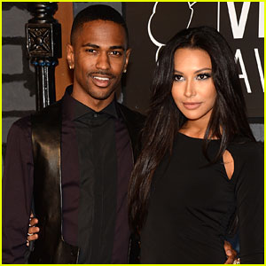 Naya Rivera: Big Sean is 'My Biggest Cheerleader'
