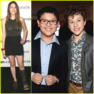 Rico Rodriguez: Teen Vogue Young Hollywood Party 2013 After ALMA Awards