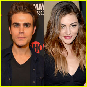 Paul Wesley & Phoebe Tonkin: New Couple Alert?