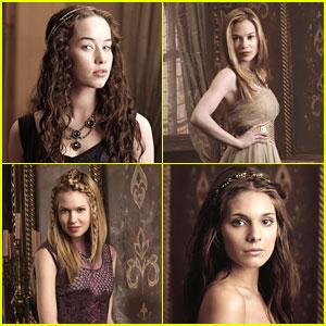 'Reign': New Cast Pics & Preview!