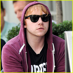 Rupert Grint: New 'CBGB' Clip - Watch Now!