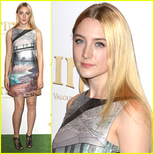 Saoirse Ronan: 'Justin & The Knights of Valour' UK Premiere