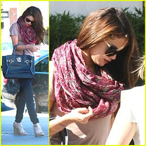 Selena Gomez: Sushi Sunday
