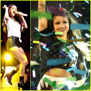 Selena Gomez: London Concert Pics - Night One!