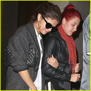 Selena Gomez: Nobu Night Out in London