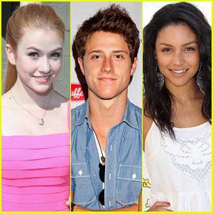 Shane Harper, Katherine McNamara, & Bianca Santos Join MTV's 'Happyland'