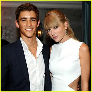 Taylor Swift & Brenton Thwaites: TIFF Party Pair!