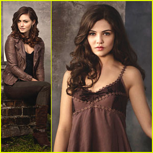 Phoebe Tonkin & Danielle Campbell: 'The Originals' Promo & Premiere Episode Pics!