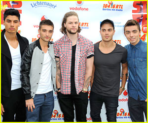The Wanted: Stars For Free 2013 Photo Call!