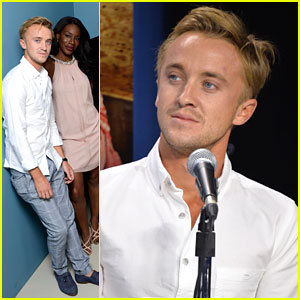 Tom Felton: 'I'm A Big Directioner'