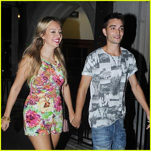 Tom Parker & Kelsey Hardwick: Mahiki Date Night!