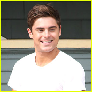 Zac Efron: 'Happy, Healthy' After Rehab