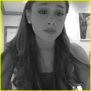 Ariana Grande Covers India Arie's 'Private Party' - Watch Now!