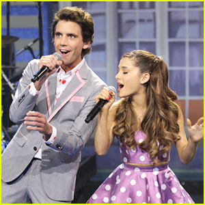 Ariana Grande: 'Tonight Show with Jay Leno' Performer!