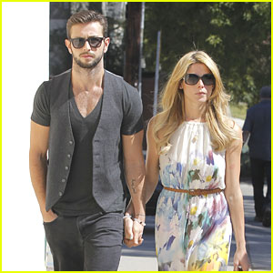 Ashley Greene & Paul Khoury: Sunday Lunch Date