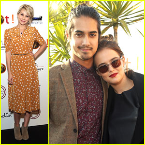 Avan Jogia & Zoey Deutch: Saving Spot Sweeties