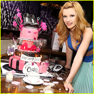 Bella Thorne: Sweet 16 Birthday Party Pics!