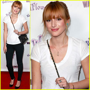 Bella Thorne: WallFlower's Girls Night Out