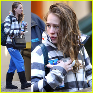 Britt Robertson: 'Tomorrowland' Goodbye to Darien Provost