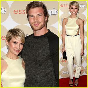 Chelsea Kane & Derek Theler: People Mag's 'Ones to Watch' Party