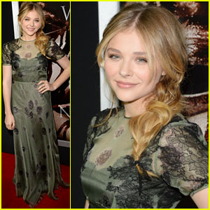 Chloe Moretz: 'Carrie' Hollywood Premiere